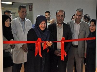 Reconstructed Chemotherapy Ward Reopened